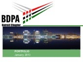 BDPA Corporate Sales: Detroit (2013)