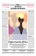 Intervista a Barbara de Siena su Fashion Illustrated sulle opportunità in Africa Sub-sahariana