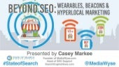 Casey Markee: Hyperlocal Marketing