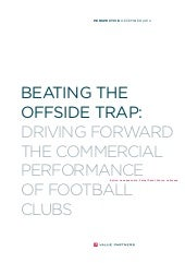 Beating the Offside Trap