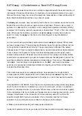 SAT Essay Prompts | Magoosh High School Blog
