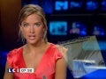 Beautiful French News Girl