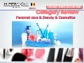 Beauty - cosmetics - personal care category review february 2013