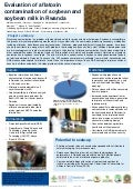Evaluation of aflatoxin contamination of soybean and soybean milk in Rwanda