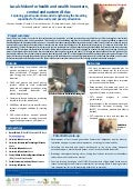 Local chicken for health and wealth in western, central and eastern Africa: Exploring genetic potentials and strengthening the breeding capacities for food security and poverty alleviation