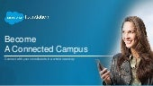 Become a Connected Campus