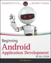 Beginning android application devel...