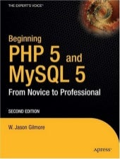 Beginning php 5 and my sql 5   from...