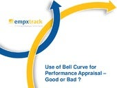Bell curve for performance appraisal