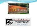 Own a Home at Bellissima Estates - City of San Fernando, Pampanga