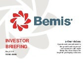 Bemis Company, Inc. video