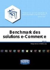 Benchmark des solutions e-commerce ...