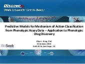 Predictive Models for Mechanism of ...