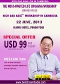Be rich flyer cambodia