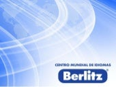 Berlitz Briefing