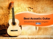 Best acoustic guitar.Yamaha FG700 A...