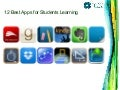 12 Best Apps for Students Learning