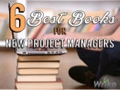 6 Best Books for New Project Managers