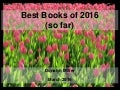 Best Books of 2016 (so far) March 2016 by Donalyn Miller