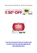 Best Buy Coupon June 2013 10% - 50% OFF And Free Shipping