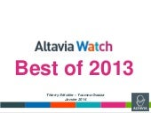 Best Of Altavia Watch 2013 (Retail ...