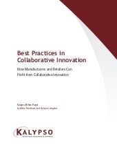 Best Practices In Collaborative Inn...