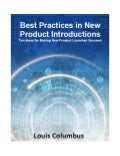 Best Practices in New Product Introductions eBook