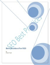 Best practices in Search Engine Opt...