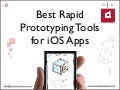 Best Rapid Prototyping Tools for iOS Apps