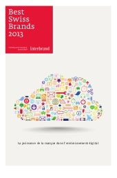 Best swissbrands 2013_report_fr