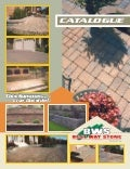 Best Way Stone Product Catalogue
