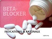 Beta blockers in cardiology