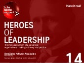 Heroes of Leadership (BetaCodex14)