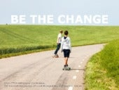 Be the Change: Christine Feuk and Lena Langlet
