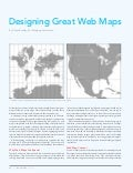 Designing Great Web Maps