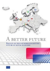 Better future for social economy EU...