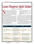 Loan Regime Split Dollar (Article)