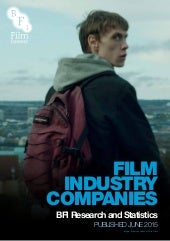 BFI Summary of the Film Industry -companies June-2015