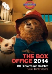 BFI Statistical Yearbook Box Office 2014