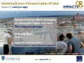 Celebrating 25 years of European Ca...