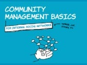 Community management basics for internal communicators