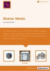 Nickel Metal & Compounds by Bhairav...