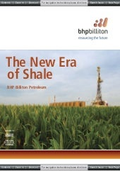 BHP Billiton - The New Era of Shale