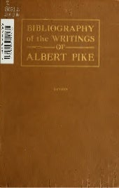 Bibliography of The Writings of Alb...
