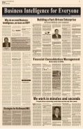 Business Intelligence For Everyone - Business Standard