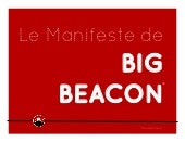 Le Manifeste de Big Beacon (Grande ...