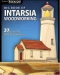 Big book and intarsia Woodworking