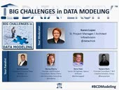 Big Challenges in Data Modeling: Ethical Data Modeling