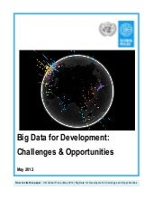 """Big Data for Development: Opportun..."