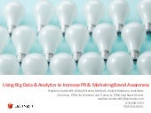 Big Data PRSA International Present...